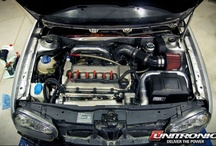 Unitronic VW R32T / by Unitronic Chipped