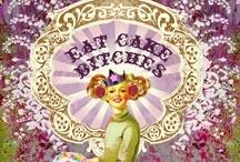 Happy Birthday to ... you Happy Birthday to you...Mmmmmm cake...  / by Linda Jewell