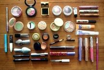 Beauty board / Hair, makeup and nails