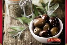 We Heart Olives! / by Pompeian Inc