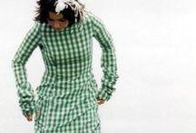 dress / Dresses / by Jennyfur Richturd