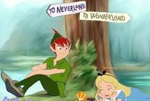 Coming of Age / Middle School English Unit-Peter Pan, among other things