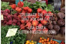 Celiac Awareness / Show us your favorite Gluten-Free foods! Just pic it, write it and pin it!  / by Lisa GlutenFreeFoodies