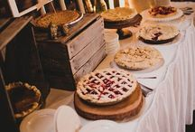 wedding | dessert table