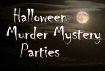 Party Time / Murder Mystery, Film Festival, and Other School Party Ideas