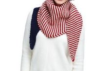 Knit cowls, shrugs, scarves, ponchos, wraps, shawls, capes, etc. / by Hillary Moor