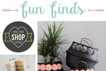 Online Gift Shops / Discover amazing gift finds from these independent online stores.