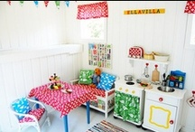 Children's Room Decoration / Bright, Fun & Full of Color