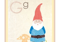 gnomes / by Jayni Nuchols