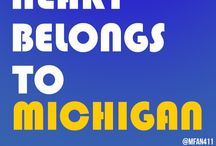 My Michigan / I loved in Michigan for many years. Loved every minute of it. / by Teresa Rickard Parish
