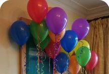 Party Ideas / by Sarah Scott