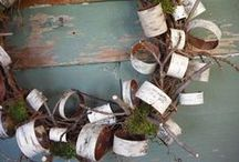 Centerpieces and Wreaths / by Sarah Scott