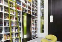 Library Love ▲Book Nerd▲ / Library Places and Spaces►!