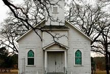Churches / by Shey Sims