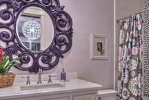 Our Home: Elegant and Dreamy Girls Bathroom / These are my favorite ideas for my little girls' bathroom makeover.