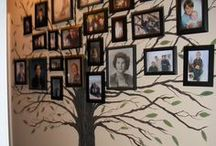 Genealogy: Decor and Other Gift Ideas / From DIY to store bought to family photo ideas, for the genealogy geek who wants to take their family history research to their home's walls.
