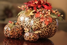 Halloween for the home / by Donna Rene'e