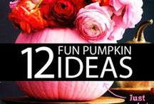 Home♣ Decoration ► Fall Ideas