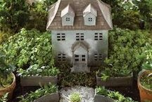 Miniature Madness / From fairy gardens to dollhouses to scale models to Japanese Re-ments: cuteness in mini form.
