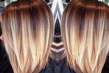 Hair, hair, hair / by Katie Gilbert