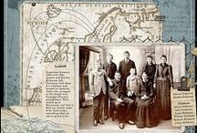 Genealogy: Scrapbook Ideas