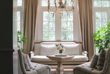 Hearth and Parlor / Living room and den decor / by Nicole Lambie