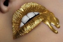 Glittering Gold / by Connie Gray