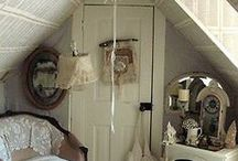 Cozy attics