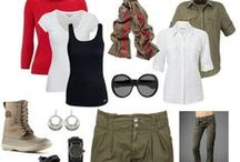 Ultimate Travel Outfits / Needs some ideas of what to wear on your next vacation...