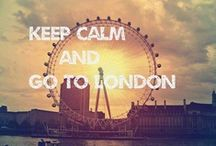 London (keep calm and go to) / nothing to declare
