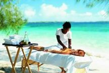 Pamper Yourself / At First Resorts we believe you really need to relax and unwind when on vacation. We have partnered with Cellu-Beauty Spa at many of our resorts to bring you the ultimate in wellness. Use this board to plan your next vacation
