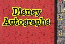 FREE Disney Autograph Books
