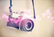 ♥ Photography ♥ / Photography has given me an even greater appreciation for the the natural world around me and He who created it. Here is a large collection of all of my favorite things relating to cameras and photography.  View my fine art photography shoppe on Etsy at https://www.etsy.com/shop/jensurge / by Jen Ulasiewicz