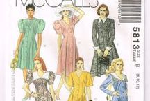 Sewing Patterns / Sewing patterns to make clothes and crafts.