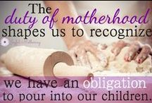 Top Posts / My best posts on motherhood, marriage, and homemaking from my blog, ChristinSlade.com
