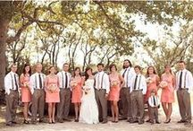 Wedding Party / Bridesmaids Groomsmen Ring Bearer Flower Girl