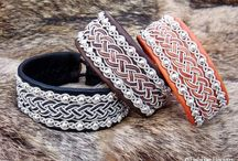 Sami Tin Thread Bacelets / by Connie Gray