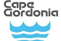 Cape Gordonia / Cape Gordonia is positioned on the picturesque slopes of the Helderberg mountain range in Gordon's Bay. Gordon's Bay is a charming seaside village, and one of the three main towns in the Helderberg region. Bikini Beach is within walking distance from Cape Gordonia, famous for its white sand, and calm sea. This resort is the ideal point for exploration because it is close to various tourist attractions in the Western Cape.   www.capegordonia.co.za