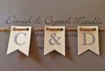 Crystal's Invitations / Wedding