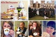 "YOU are INVITED! Let's Do The Downton / Join Cost Plus World Market  ""YOU are INVITED!  ""Let's Do The Downton"" (pinky up) pinning party!! Please pin images of tea parties, tablescapes, blogs featuring Downton Abbey, tea party recipes and menus for any of your own Downton Abbey Tea Parties.  Please include #DoTheDownton in each description. To Browse World Market's Downton Abbey products: ** http://bit.ly/1wMDgXu ** To request an invite to pin to this board email: KSDPinterest@gmail.com Subj: #DoTheDownton / by Kathleen DeCosmo"