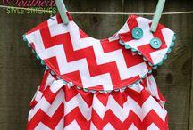 Little girls dresses / Sewing