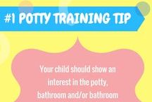 Potty Training Tips / We know just how stressful and time consuming Potty Training can be, we are here to help! Find the best potty training tips here developed by Psychologist Dr. Maria. Check out our site for a potty training guide, tips, motivational quotes, products, positive parenting tips and more. | www.pogopottypanda.com