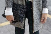 Coats and Cardigans Sewing Inspiration / Sewing inspiration for winter woolen coats and cardigans