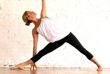 { health & fitness } / Everything to keep me healthy and fit / by Katherine Johnson