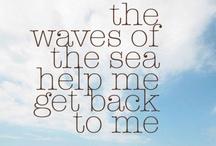 la mer et moi