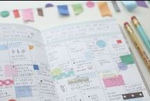 Printables Planners Journal pages