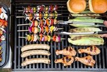 Grilling Time! / Get out the barbecue! Grilling tips, hints, and ideas
