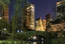 New York City / Where the magic happens / by Loren Rhoads