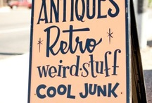 Out Antiquing / The Kitschy Collectors favorites in vintage and retro collectibles.  Visit my blog http://cdiannezweig.blogspot.com/ and my site http://iantiqueonline.ning.com/