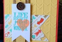 Great Stampin' Up! Ideas / Projects I've found, created by others that I just love!